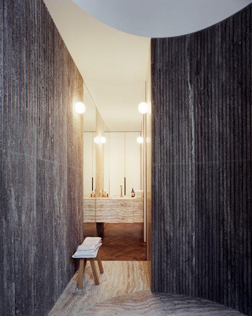 thomas kröger architekt \/ wohnung b, berlin Materials - hm wohnung in wien design destilat