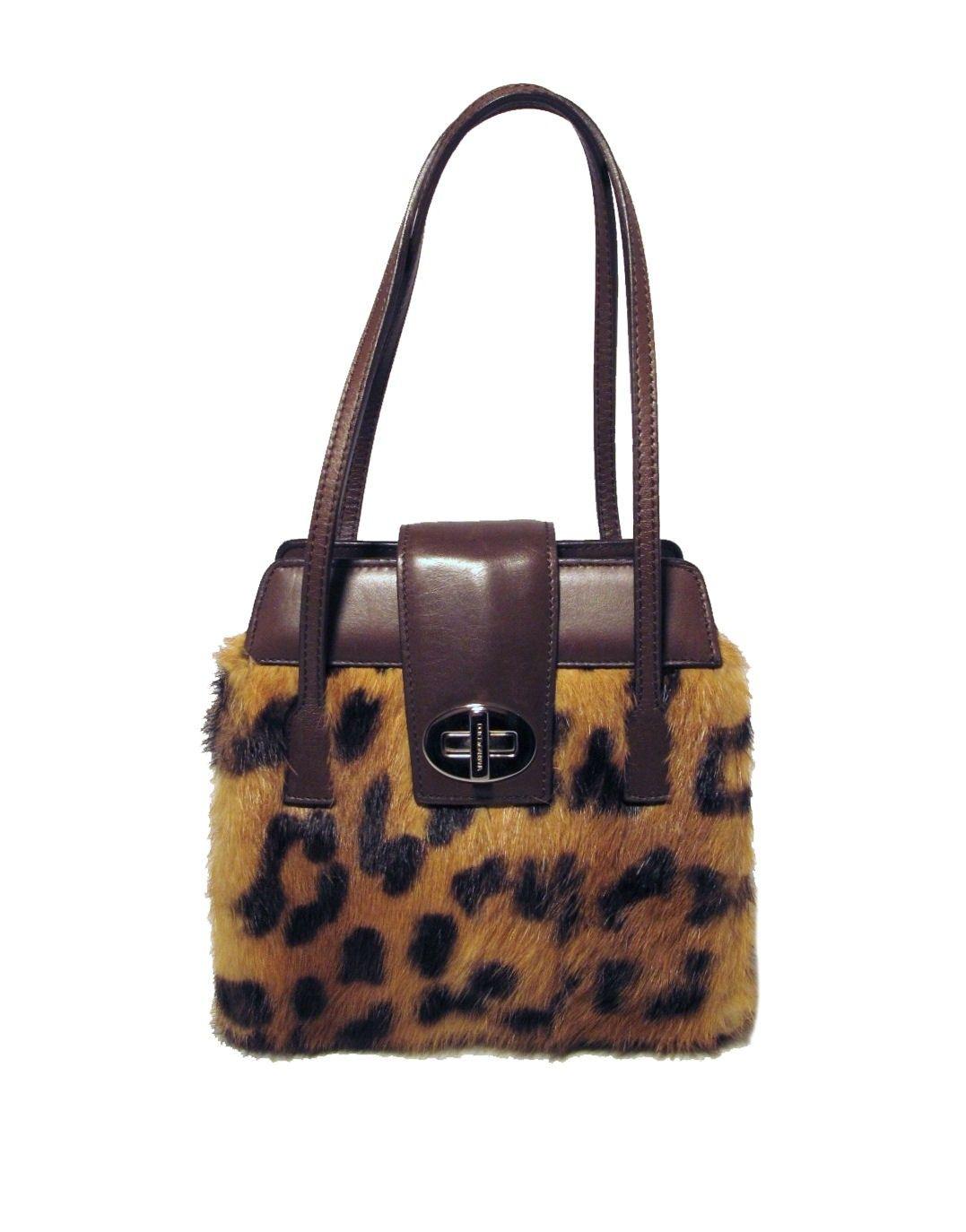 Dolce Gabbana Leopard Print Fur Bag Review Buy Now  42db77e3aa29a