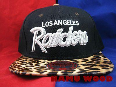 Mitchell Ness Los Angeles Raiders Faux Cheetah Mitchell Ness Raiders Faux