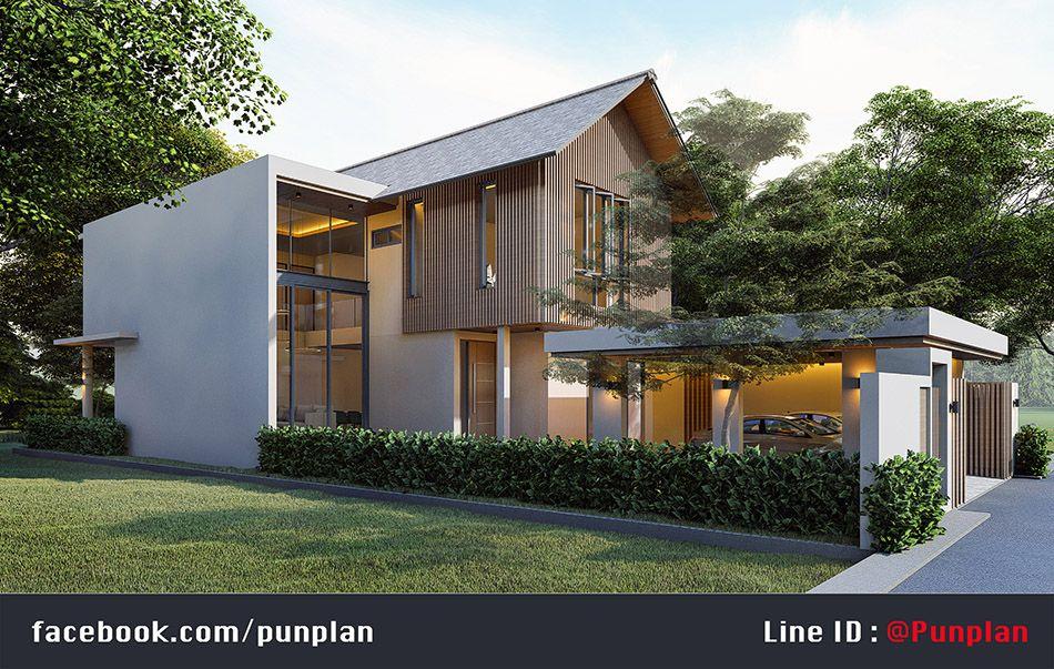 5 แนวค ด บ านหน าแคบ ออกแบบอย างไร ไม อ ดอ ด บ านไอเด ย เว บไซต เพ อบ านค ณ ออกแบบบ าน สถาป ตยกรรมบ าน บ าน