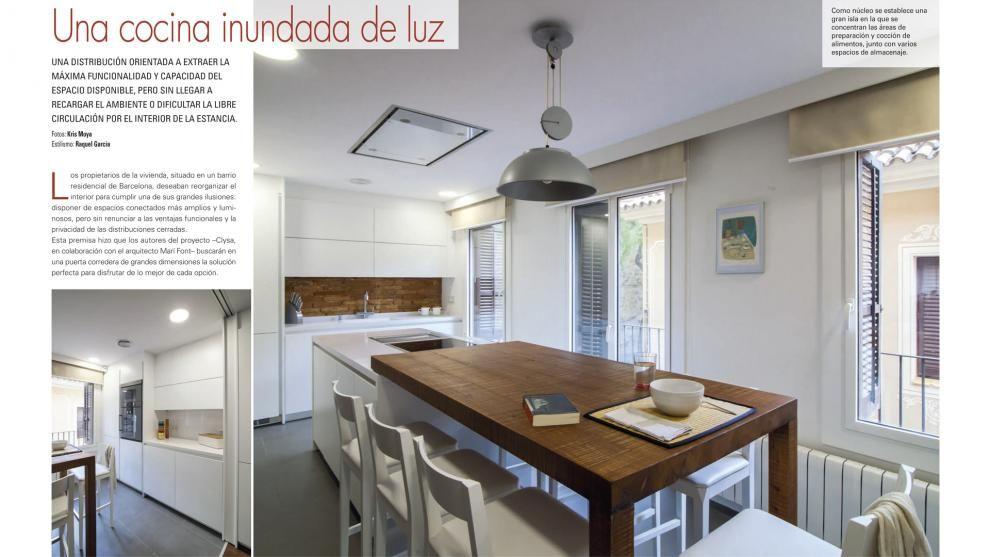 Clysa, tienda exclusiva de la marca de cocinas Santos en Barcelona ...
