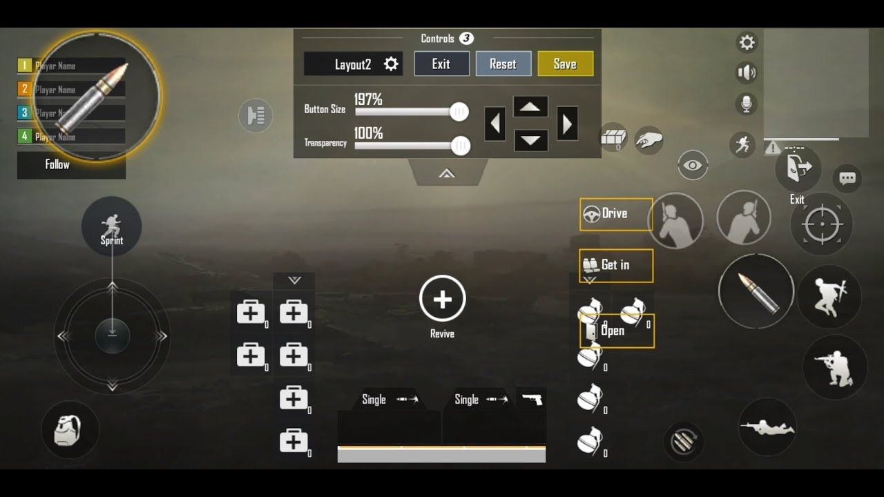 Image Result For Pubg 4 Finger Claw Layout In 2019 Claws