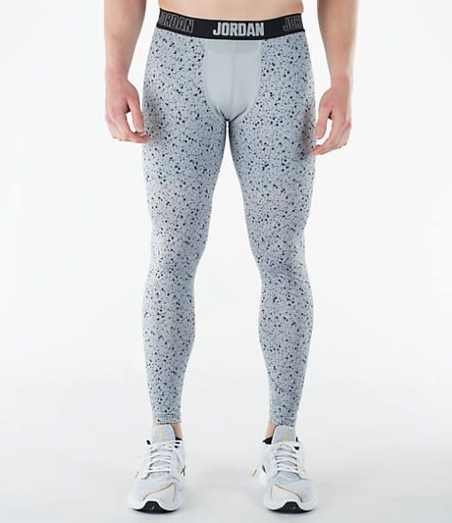 Explore Cement, Men's Clothing and more! NWT Jordan All Season Compression  Cement Tights ...
