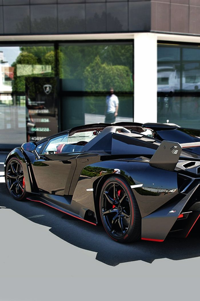 Lamborghini Veneno Roadster | Drive A Lambo @  Http://www.globalracingschools.