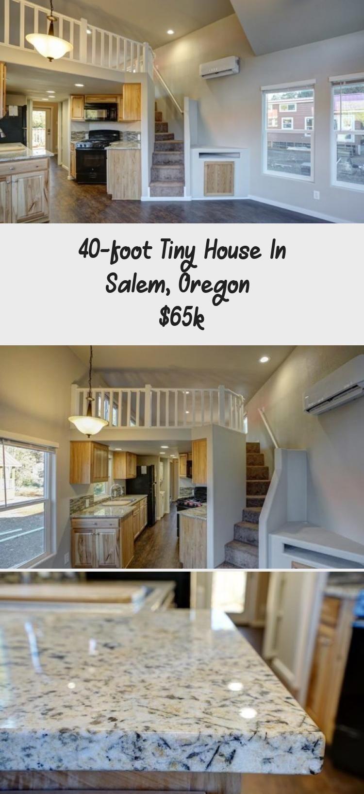 40foot tiny house in salem oregon 65k tiny house