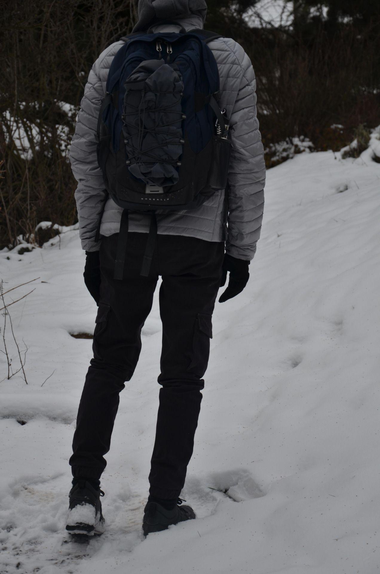 Snow Techwear Outfit | Techwear Inspo | Pinterest | Snow