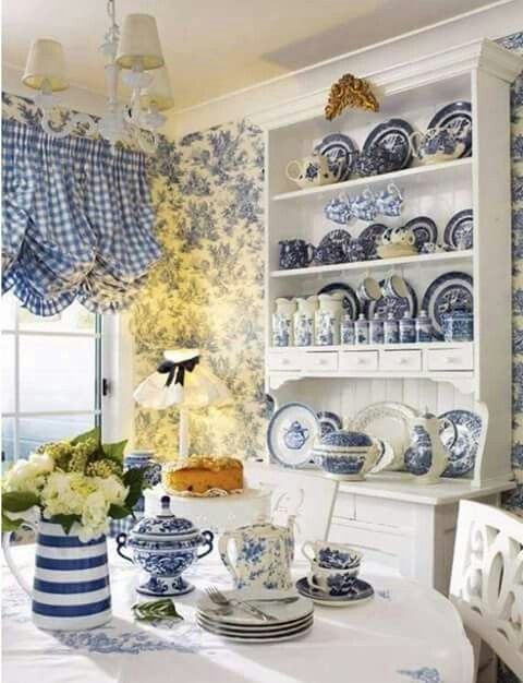 Inspiration French Country Curtains Kitchen Dishes