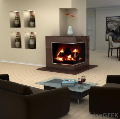 What are Ventless Gas Fireplaces