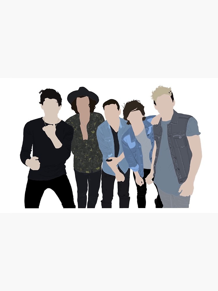 Pin By Lucy Andrews On Redbubble One Direction Drawings One Direction Art One Direction Collage