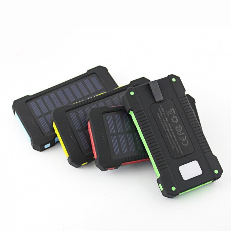 Charge Any Mobile Device With Our State Of The Art Solar Panel This Is Perfect For Any Situation Thro Solar Battery Charger Solar Panel Charger Solar Battery