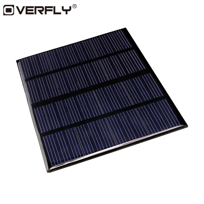 Sold 7932105168 Items Overfly 12v 1 5w Portable Solar Panel Bank Power Panel Solar System Module Diy Light Best Solar Panels Solar Panels Solar Energy Panels