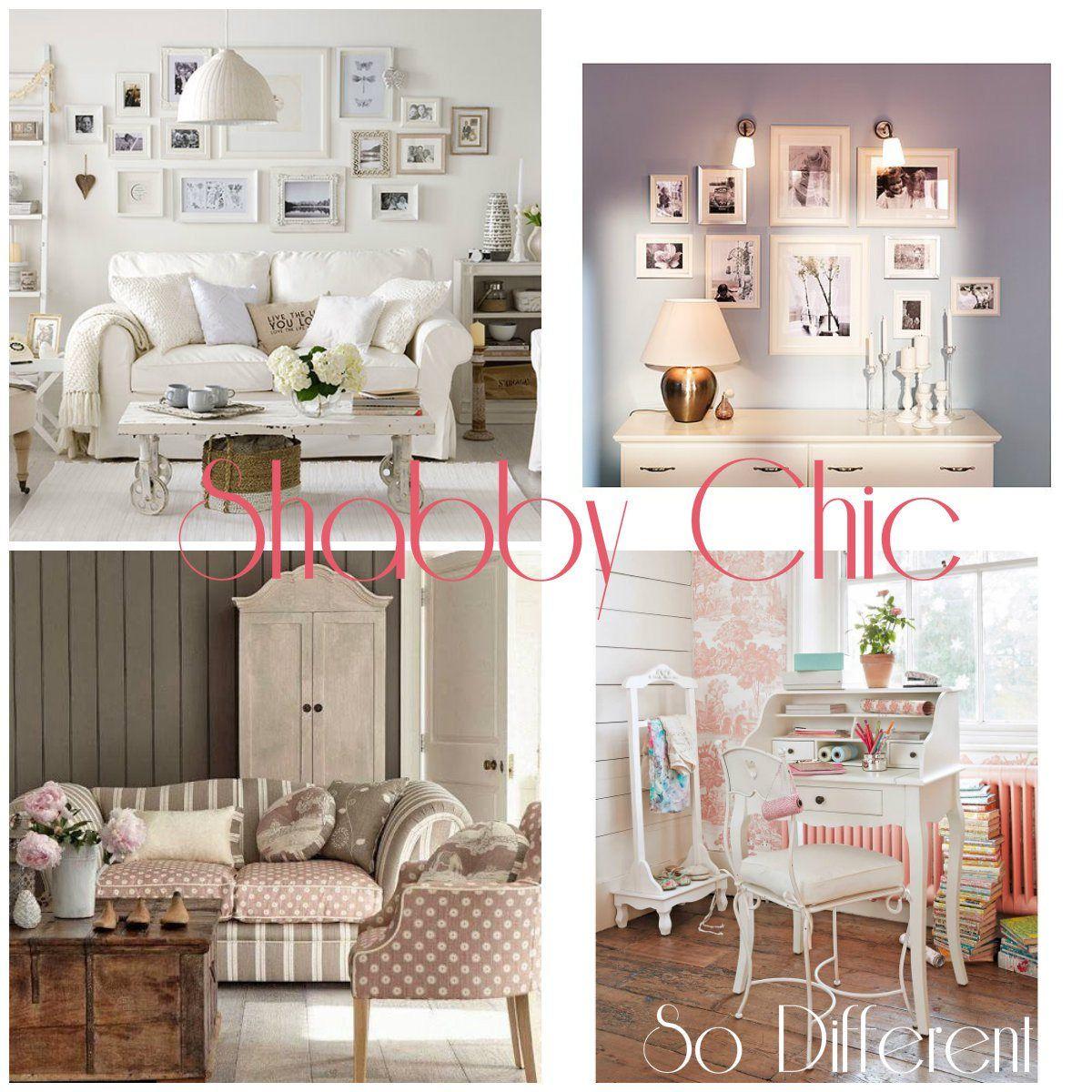 Arredamento Shabby Chic So Different Shabby Chic Living Room
