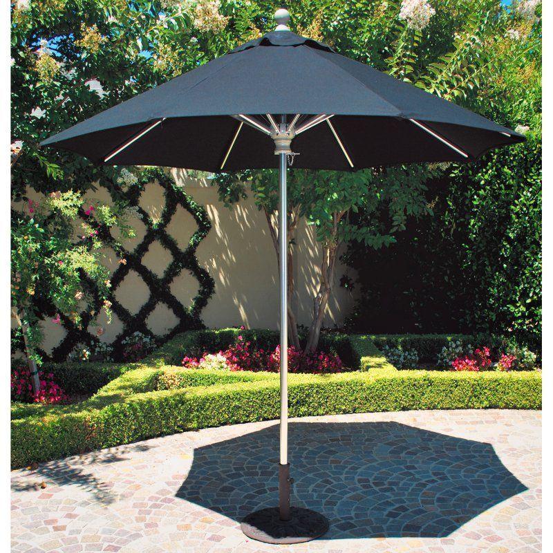 Galtech Sunbrella Commercial Grade 7.5ft. Aluminum Market