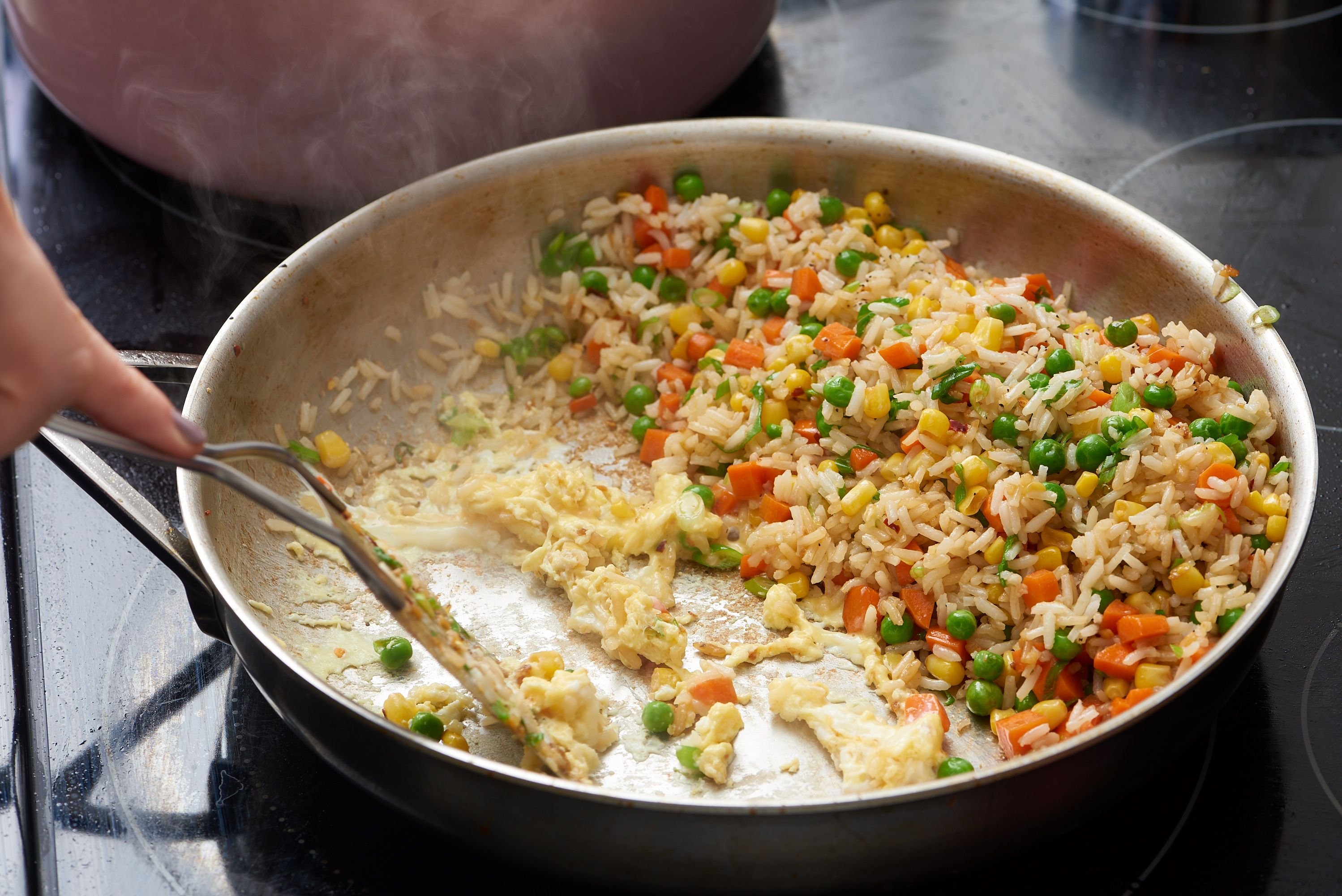 How to make the best chicken fried rice without a wok recipe how to make the best chicken fried rice without a wok recipe pinterest woks fried rice and rice ccuart Gallery
