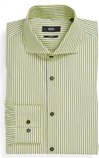 #HUGO BOSS #Tops #BOSS #HUGO #BOSS #Easy #Iron #Slim #Dress #Shirt #Green BOSS HUGO BOSS Easy Iron Slim Fit Dress Shirt Green 15 http://www.snaproduct.com/product.aspx?PID=5004780