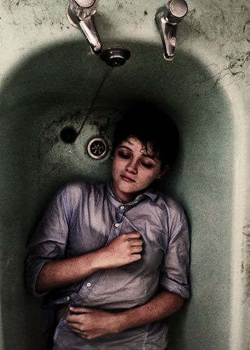 """Photography by Jack Davison """"There's a dead kid in the bathroom. Better move him."""""""