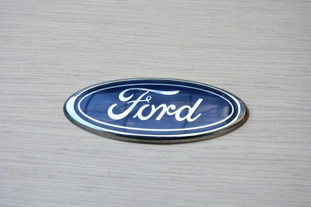 Used Ford Center Emblem Logo Badge Sign Symbol 95fb V425a52 Aa
