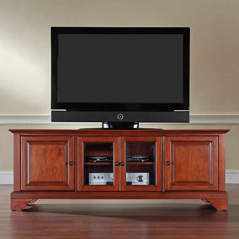 Crosley Furniture Lafayette Low Profile Tv Stand Low Profile Tv