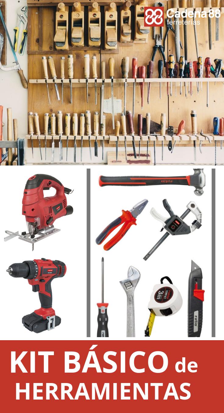 Herramientas de carpintería imprescindibles en tu taller