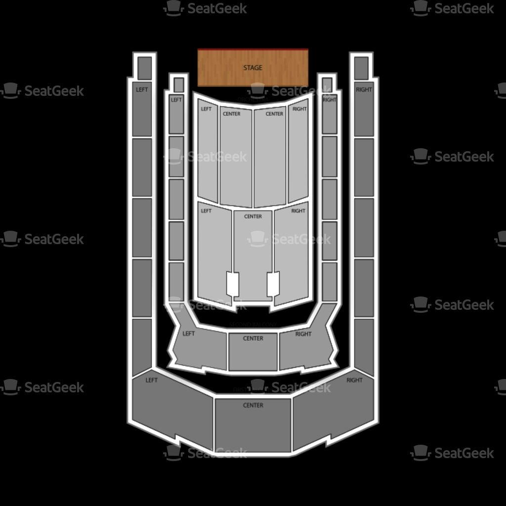 Boston Symphony Hall Seating Chart Seating Charts Boston Pops Symphony