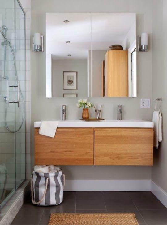 Diseño de Interiores & Arquitectura: Muebles de Baño Ikea Suspendido ...