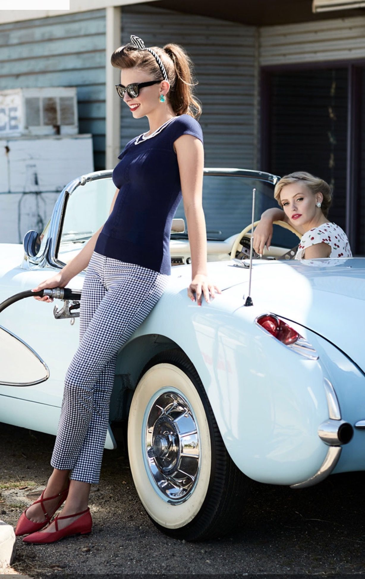 Pin On Car Girls