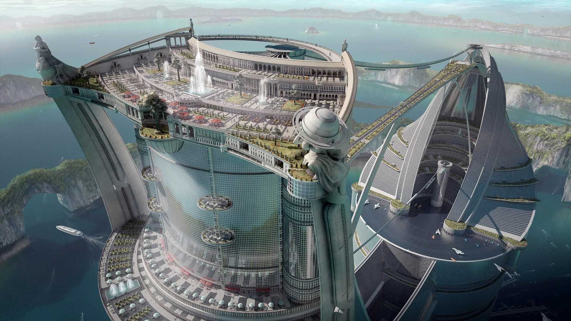 The World's Largest Technology In Architecture