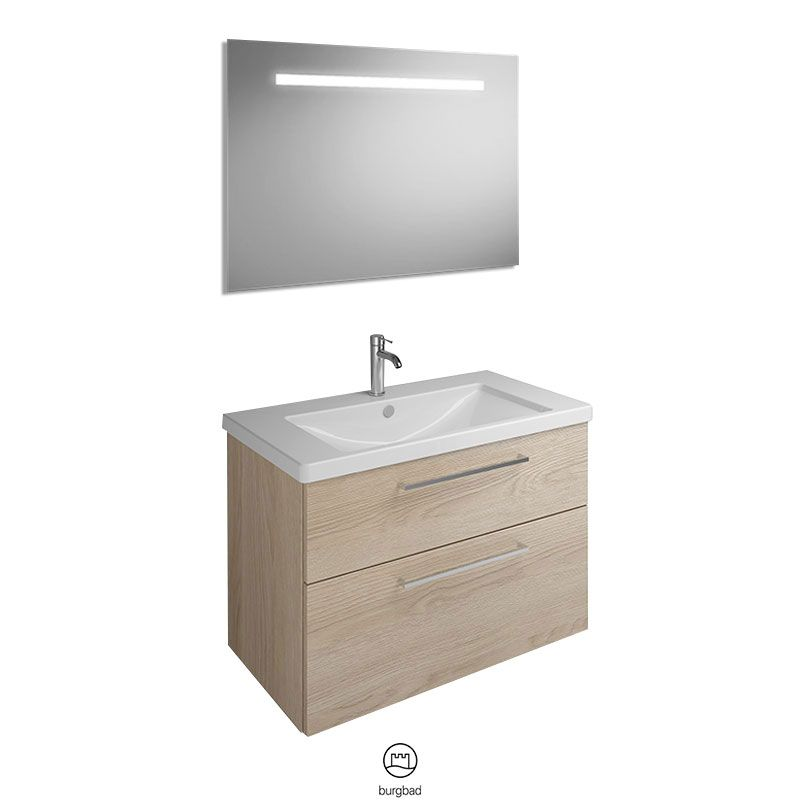 Burgbad Eqio Badmobel Set Bu 1173 Set 1 6 Vanity Home Decor