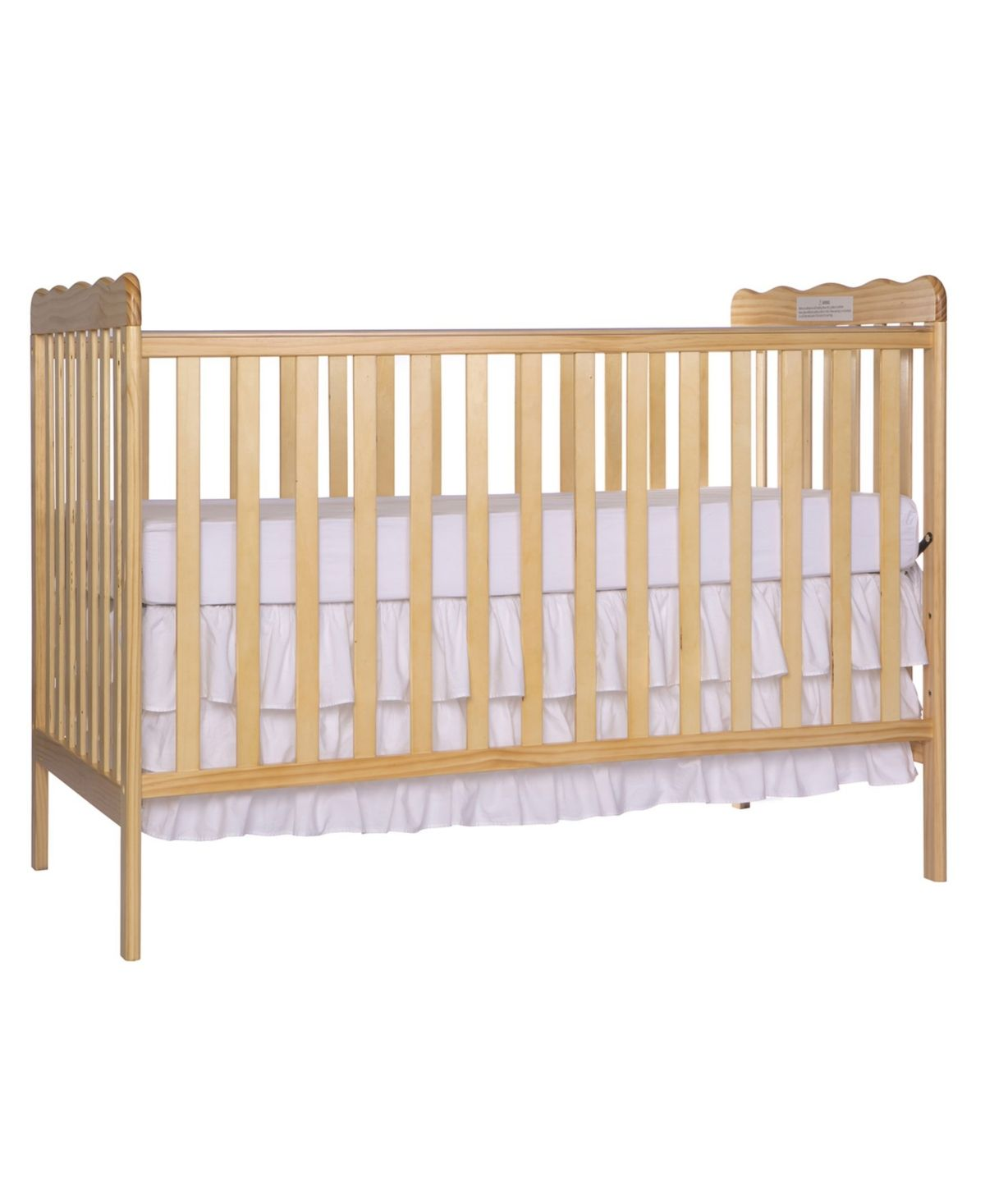 Dream On Me Carson 3 In 1crib Reviews Furniture Macy S Cribs Convertible Crib Toddler Day Bed