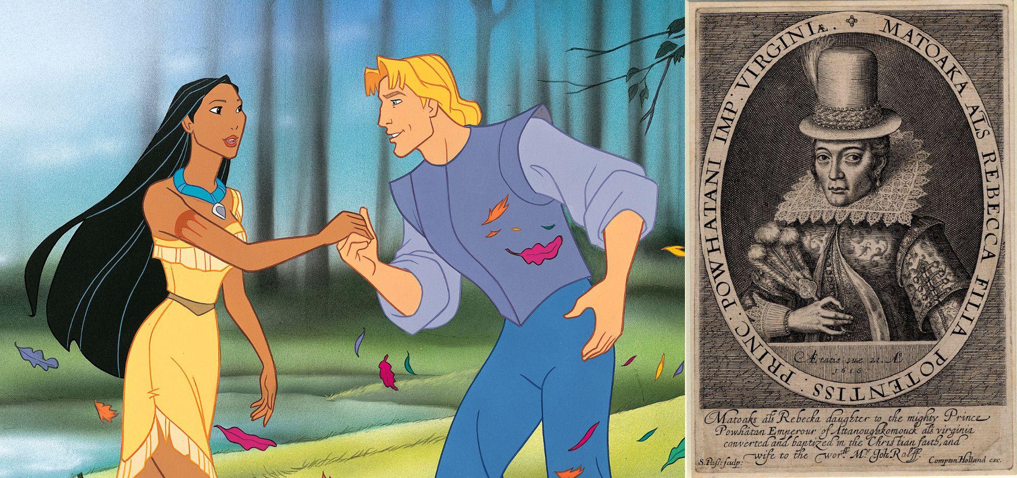 Did Pocahontas Save John Smith S Life Use Our Lesson Plan