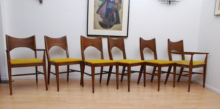 Doing Some Research On My Dining Set Kent Coffey Broyhill Brasilia Era