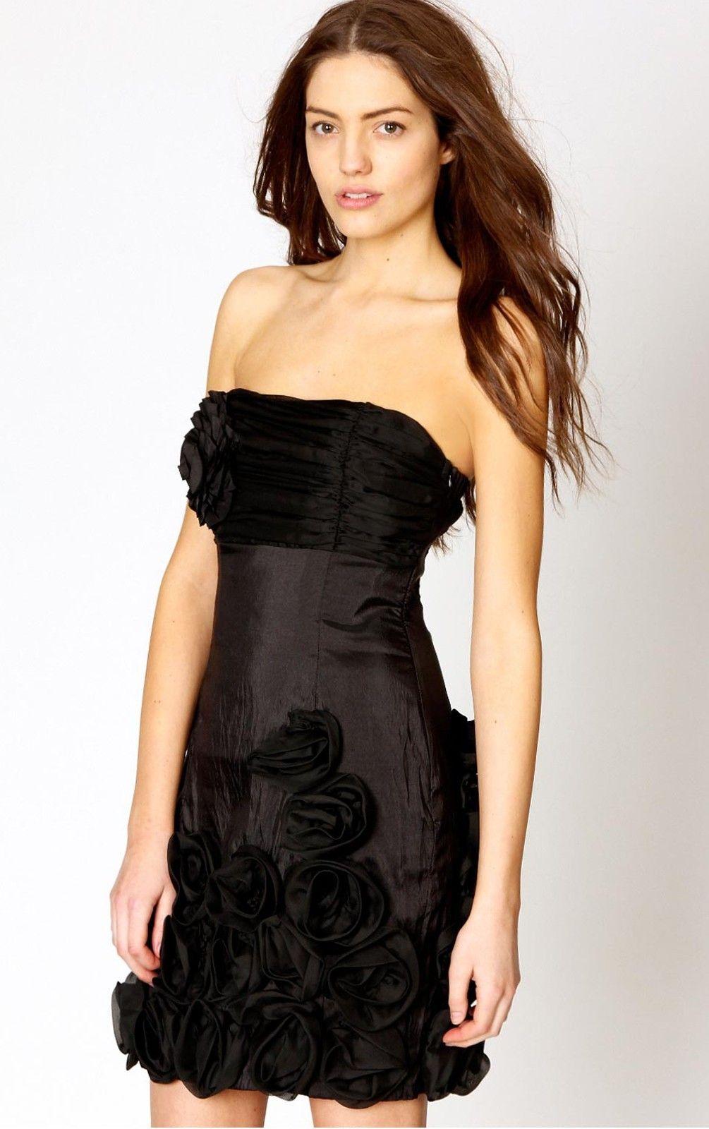 Semi formal dresses for wedding reception  Delicate Sleeveless Mini Strapless Taffeta Sheath Cocktail Dresses