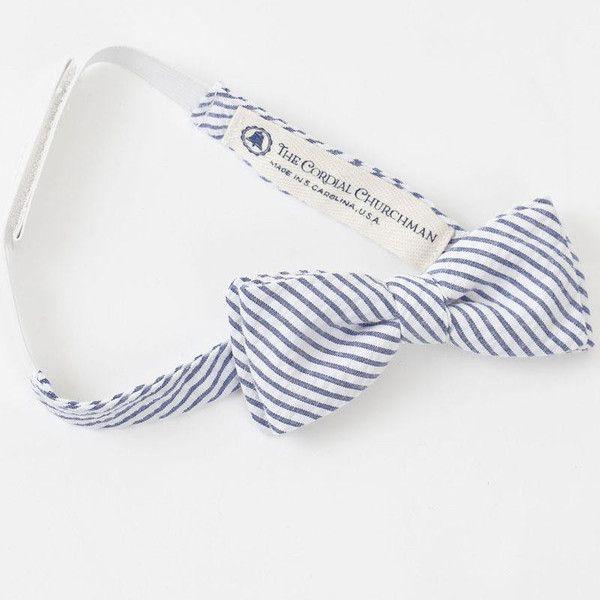 24d72cff60d5 Boys' Bow Ties: Seersucker | Style | Boys bow ties, Seersucker, Tie