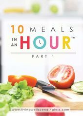 10 Meals in an Hour Part 1  10 Meals in an Hour Part 1  Easy Freezer Cooking Meal Plan  Food Made Simple  Freezer Cooking