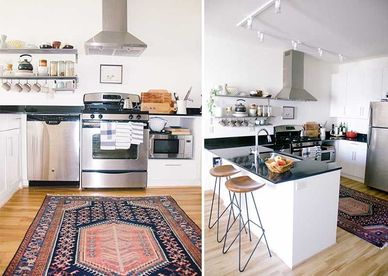 Kitchen Rug Ideas Wit & Delight  Kate Arends  Kitchen  For The Home  Pinterest .