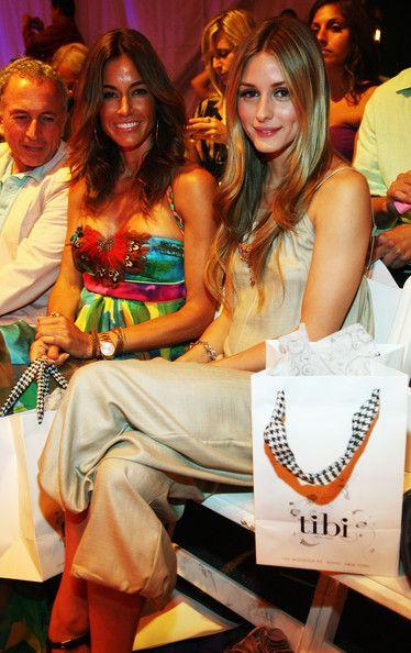 Olivia Palermo Photos - Tibi - Front Row - MBFW Miami Swim 2010 - Zimbio