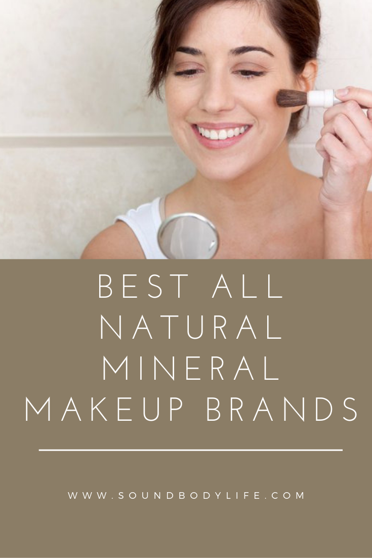 12 Best Natural Mineral Makeup Brands | Organic and All-Natural Makeup