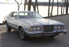 No Reserve: 5K-Mile 1979 Mercury Cougar XR-7