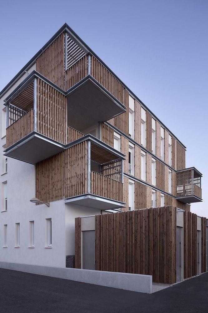 Gallery - Social Housing in Aigues-Mortes / Thomas Landemaine Architectes - 8