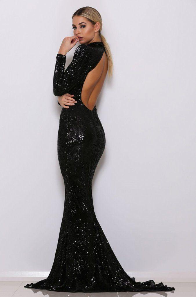 Casino Royale Prom Dress