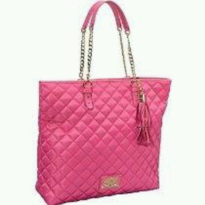 Rosa chanel väska 12052a10e9a48
