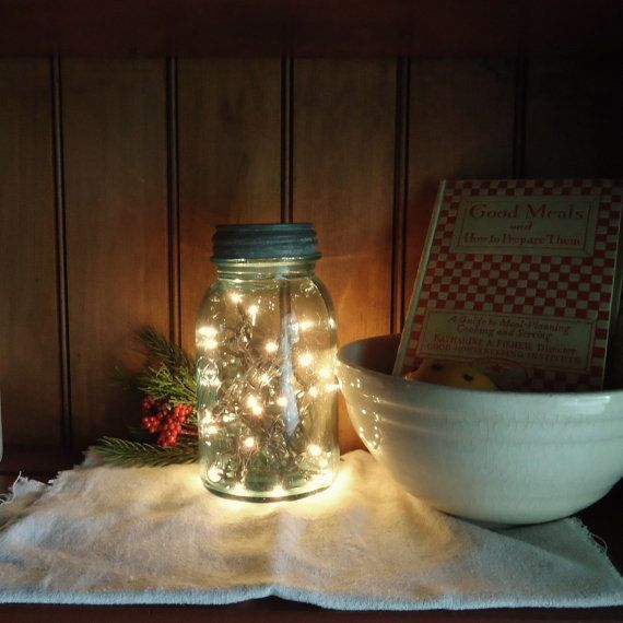 Mason Jar Christmas Decorations: Best 25+ Christmas Jars Ideas On Pinterest