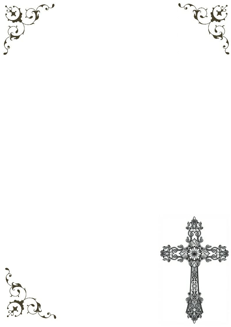 religious borders clip art beautiful printable cross frame