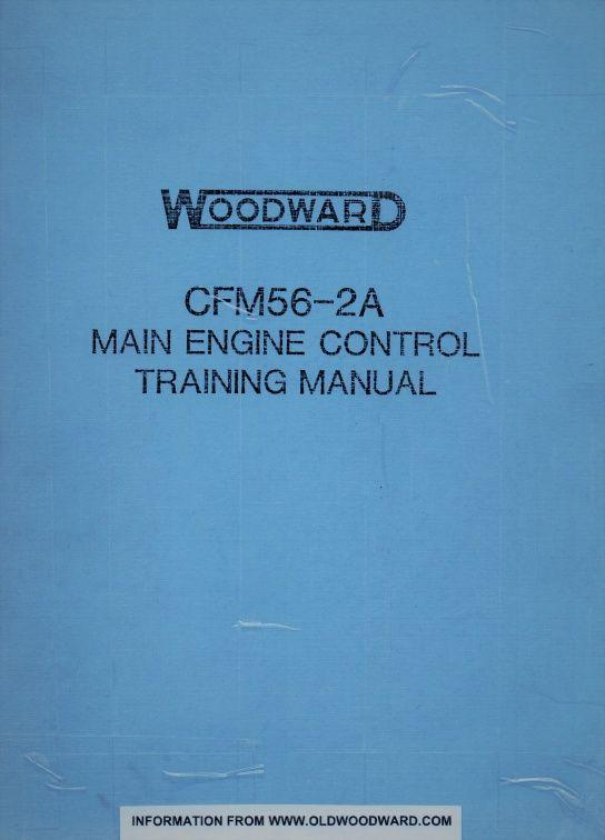 CFM56-2A MEC | PRIME MOVER CONTROLS | Jet engine, Gas