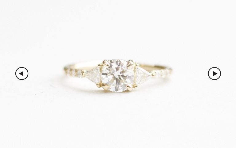 In love engagement rings jewelry engagement