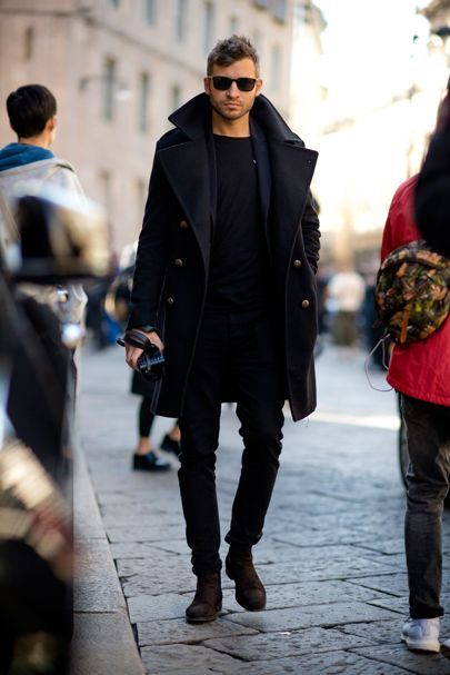 The Best Men S Street Style From Milan Fashion Week Women