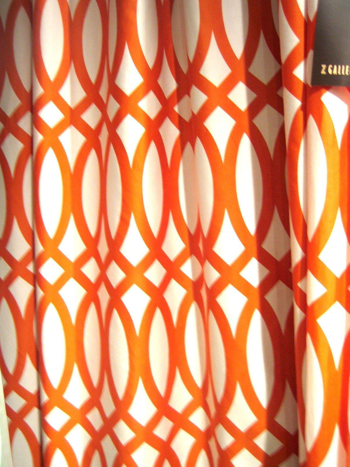 captivating orange curtains for decorating and covering ideas captivating moroccan style orange curtains for drapes