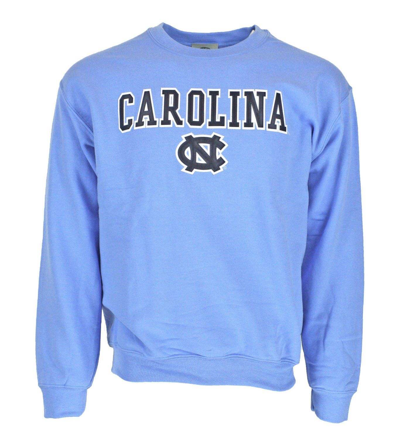 6fbbb714 Get your classic North Carolina souvenir crew neck sweatshirt whether you  are a UNC Tar Heels fan, state visitor, or you call NC home!