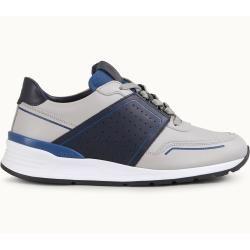 Photo of Tod's – Sneakers Tod's for Ferrari aus Leder, Blau,grau, 9 -…