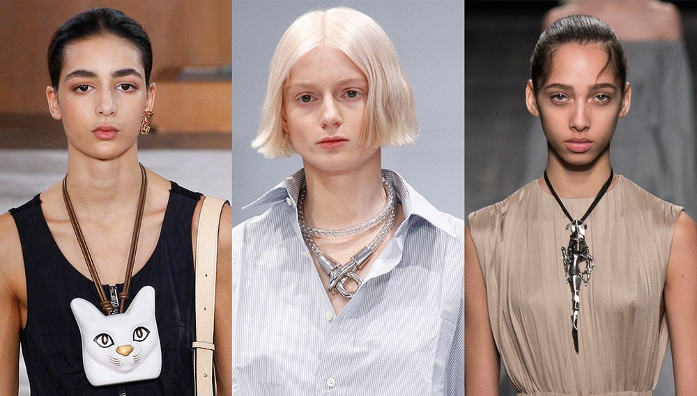 Jewelry trends at Fall/Winter 2016-2017 Fashion Week ...